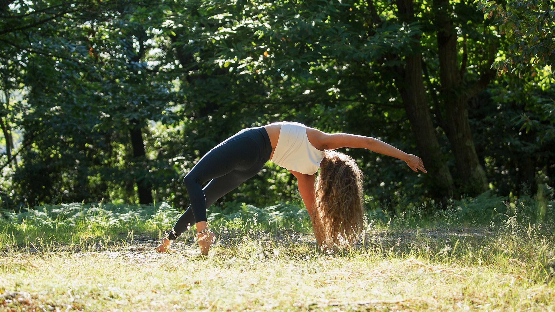 lezioni di yoga in presenza
